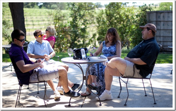 Theta Chi Winery Tour  2012 copy
