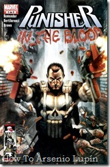 P00003 - Punisher - In the Blood #3