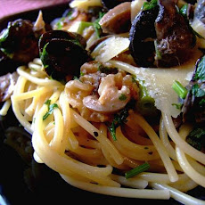 Burgundian Escargots With Spaghetti