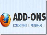 Spostare le icone degli addon di Firefox nella barra degli indirizzi internet