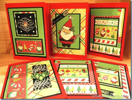 Merry and Bright Cards