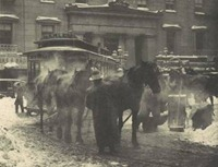 The Terminal - 1892 - Alfred Stieglitz