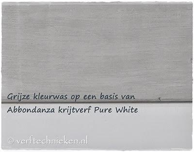 verftechnieken_grijze_was_PureWhite