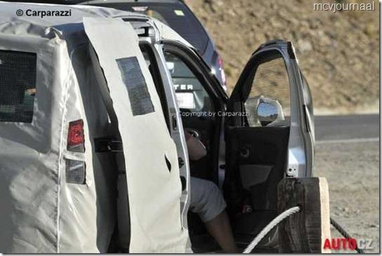 Dacia MPV Popster 09
