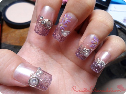 Priscilla review Felize nail art8