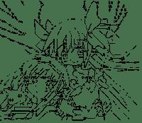 Kaname Madoka & Akemi Homura & Kyubey (Puella Magi Madoka Magica)