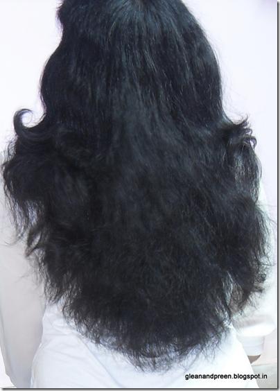 Brushed Hair