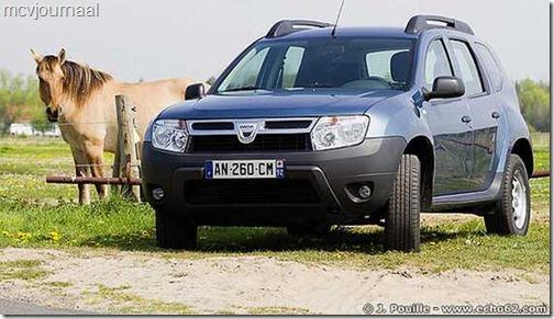 Dacia Duster verkopen 0711