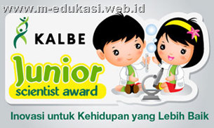 Kalbe-Junior Scientist Award