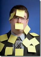bigstock_businessman_with_yellow_notes_4156298