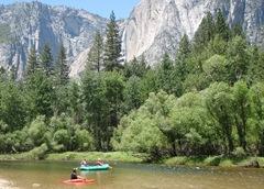 Raft-Yosemite-Falls