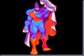 Night Warriors Darkstalkers' Revenge, Arcade Endings, Demitri