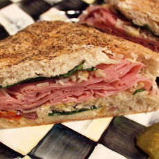 Rejuvenated Rustic Turkey – Artichoke Panini