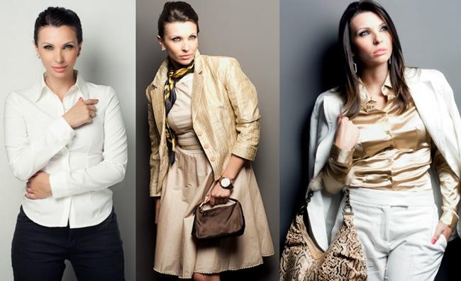 roupas para o trabalho camisas femininas lm concept