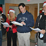Christmas Caroling at Montrose VA