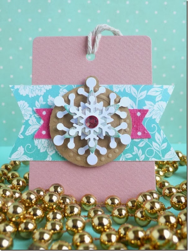 cafe creativo - sizzix big shot - card tag christmas (4)