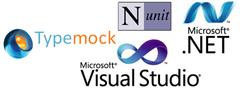 typemock nunit Microsoft Visual Studio Microsoft .NET