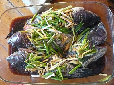 Asian Fish Marinade