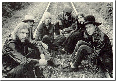 The Allman Brothers Band (B&W) 008