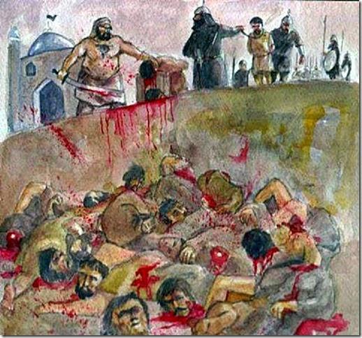 Mo Heheads Banu Qurayza Jews