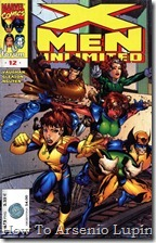 P00022 - X-Men Unlimited #22