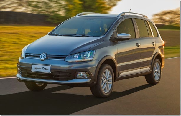 Volkswagen Space Cross 2015 (1)