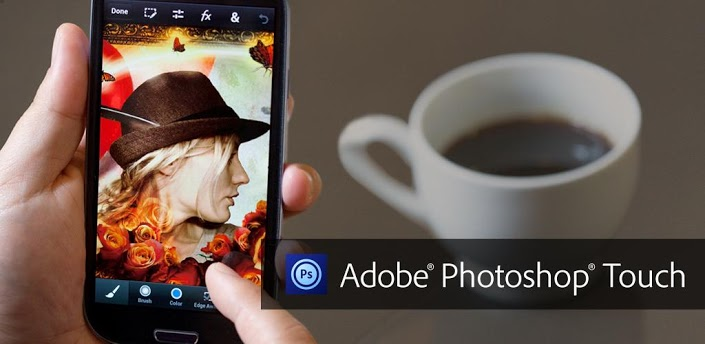 Photoshop Touch v1.1.0 Apk Terbaru