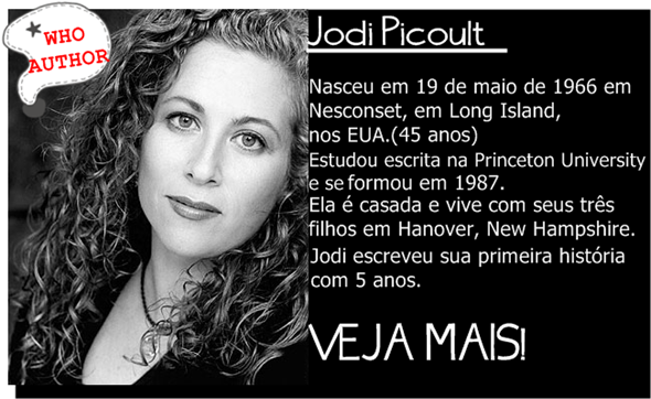 WHO AUTHOR JODI PICOULT