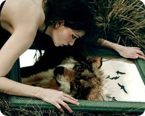 wolf woman mulher lobo - Priscila e Maxwell Palheta