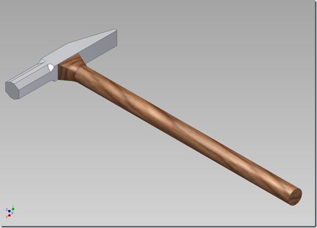 3d Solid Modelling Videos Hammer Autodesk Inventor 2010