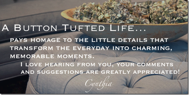A Button Tufted Life Blog