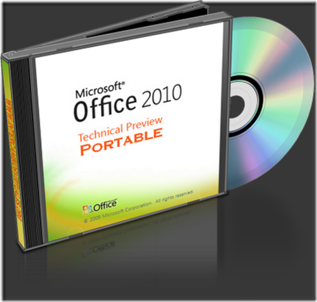 Office 2010 Portable
