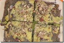Crepes di grano saraceno con broccoli e brie