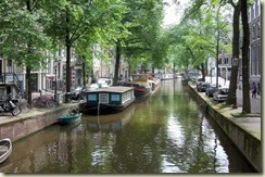 Amsterdam Canal Houseboats (Small)