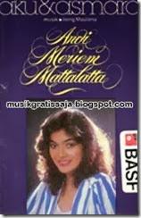 Andi Meriam Matalatta_1983 Aku dan Asmara