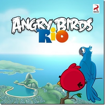 Download Angry Birds Rio v1.4.4 PC Game