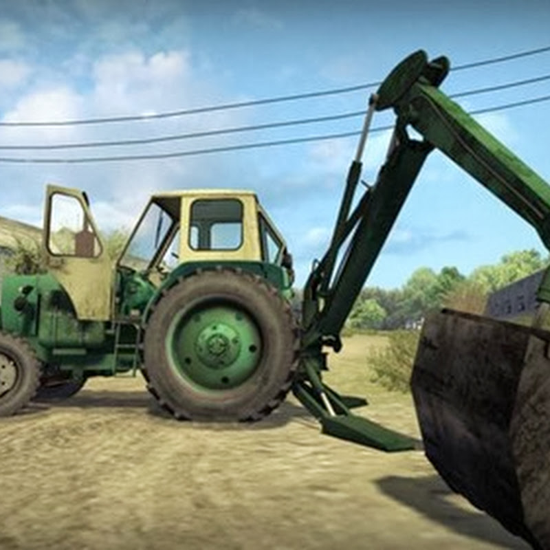 Farming simulator 2013 - EO 2621 excavator v 2.0