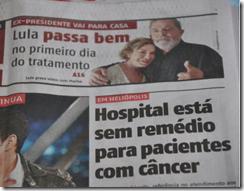 Lula no SUS - Apocalipse Em Tempo Real