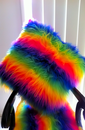 fuzzy monster cushion 01