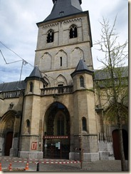 Hasselt: kathedraal Sint-Quintinus