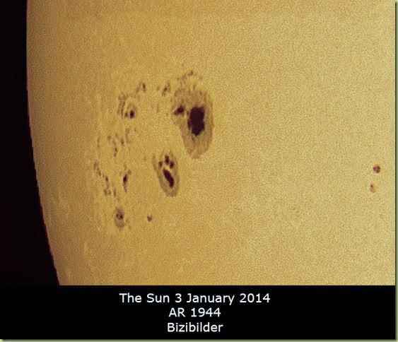 3 January 2014 AR 1944