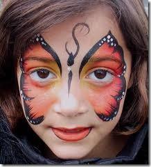 maquillaje mariposa halloween (1)