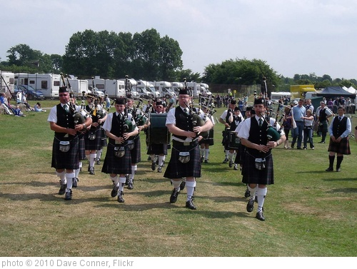 'Northern Constabulary Pipe Band at British PB Championships at Annan Dumfries-shire  Scotland' photo (c) 2010, Dave Conner - license: http://creativecommons.org/licenses/by/2.0/