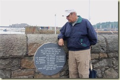 Titanic Memorial and me 1 (Small)