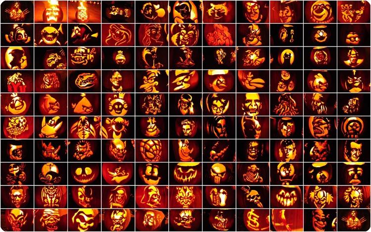 2011-10-31 pumpkins 2011