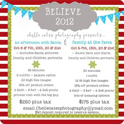 Believe 2012