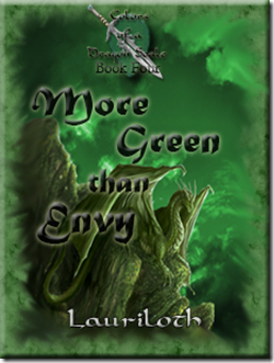 More Green than Envy Book Cover