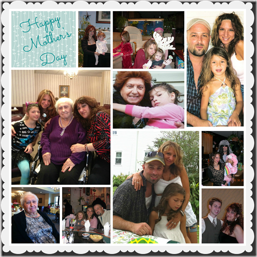 mothers day collage 2013 border