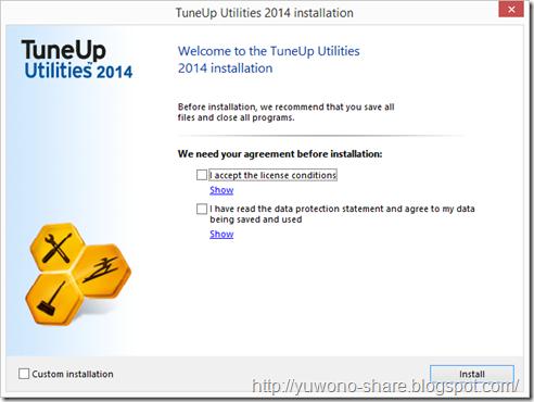 TuneUp Utilities 2014 Serial Number