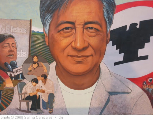 'Cesar Chavez Memorial' photo (c) 2009, Salina Canizales - license: https://creativecommons.org/licenses/by-nd/2.0/